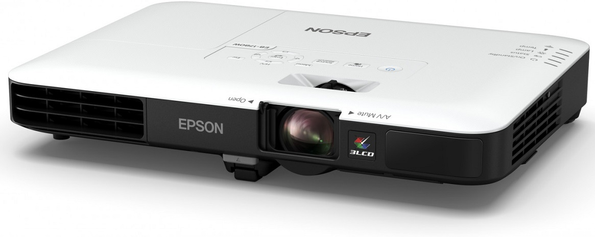 EPSON Projector EB-1780W 3LCD 1280x800/3000ANSI/WiFi/Mobile