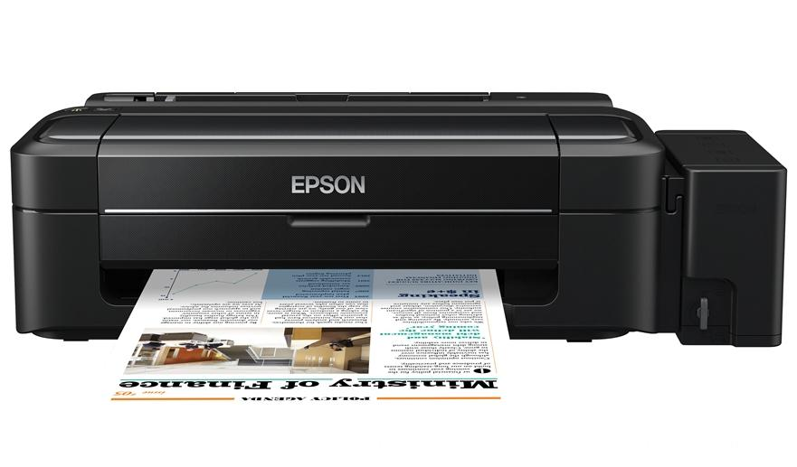 EPSON Printer L300 ITS. A4/33ppm/5760/USB Color +2Black