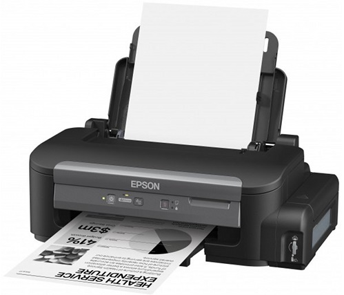 EPSON Printer M100 ITS. Mono A4/34ppm/1.440/LAN Workforce