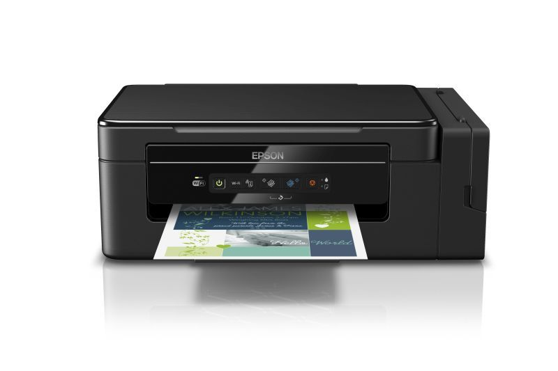 EPSON Multifunction L3050 ITS.A4/33ppm/2400dpi/USB-WiFi-CR Color