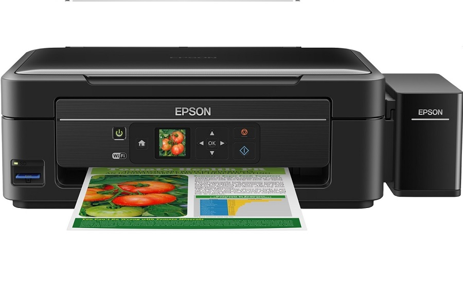 EPSON Multifunction L486 ITS. A4/33ppm/1440dpi/USB-WiFi Color