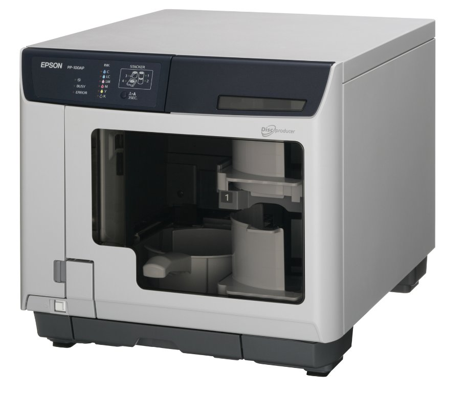 EPSON Printer PP-100 Auto Disc Producer