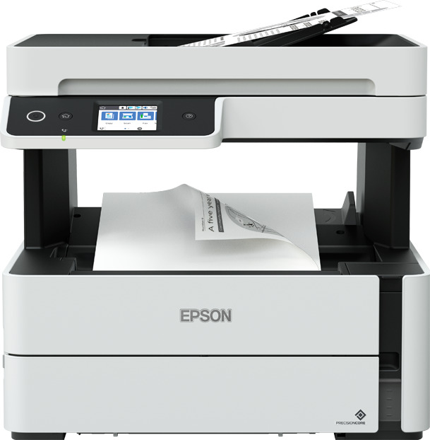 EPSON M3180 ITS. MFP Fax A4/39ppm/2400/Duplex U-L-WiFi Workforce