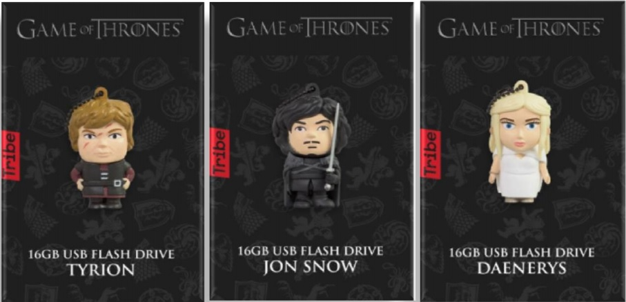 Game of Thrones 16Gb Flash Disk USB GOT Jon Snow