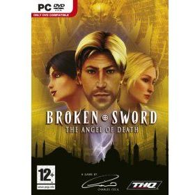 PC GAME - Broken Sword: The Angel Of Death