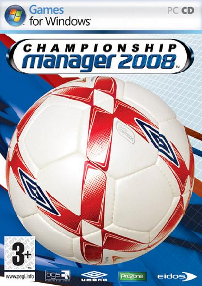 PC-GAME : CHAMPIONSHIP MANAGER 2008