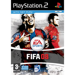 PS2-GAME : FIFA 08