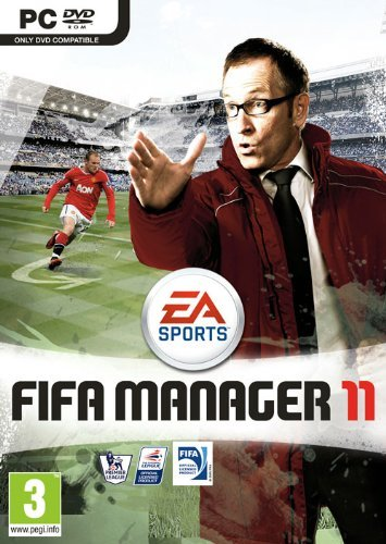 PC GAME - FIFA MANAGER 2011