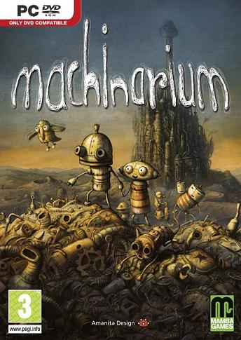 PC-GAME : MACHINARIUM