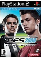 PS2-GAME : PRO EVOLUTION SOCCER 2008 PES2008 Playstation 2