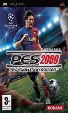 PSP-GAME : PRO EVOLUTION SOCCER 2009 PES2009