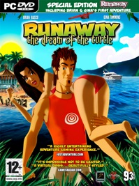 PC-GAME : RUNAWAY 2 SPECIAL EDITION