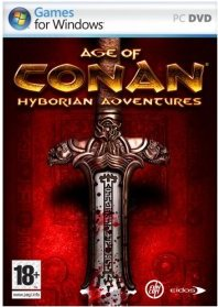 PC GAME : AGE OF CONAN:HYBORIAN ADVENTURES
