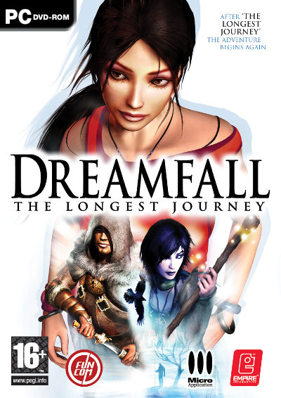 DREAMFALL : THE LONGEST JOURNEY