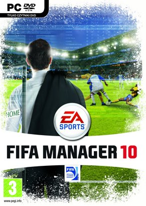 PC GAME - FIFA MANAGER 2010