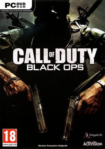 PC-GAME : CALL OF DUTY : BLACK OPS
