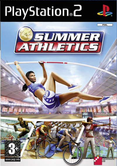 PS2-GAME : SUMMER ATHLETICS