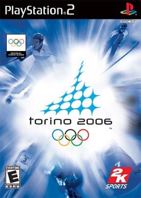 PS2-GAME : Torino Winter Olympics 2006