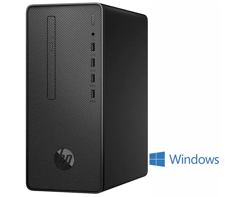 HP PC 300 G3 MT i5-9400 8-256SSD W10P 3ΥW 9DP43EA Desktop Pro