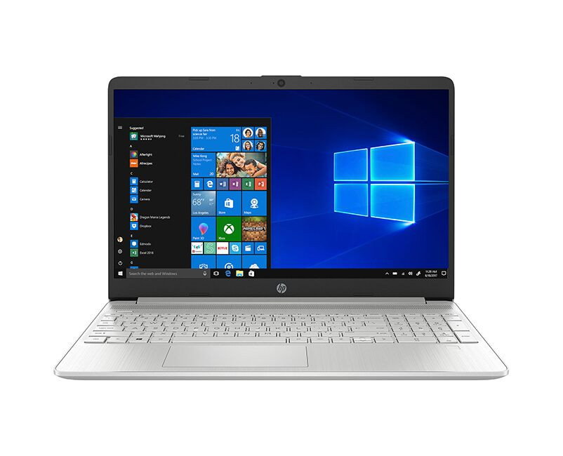 "HP NB 15s-eq0005nv R5-3500U 8GB-512SSD W10s 15,6"" 1Y"