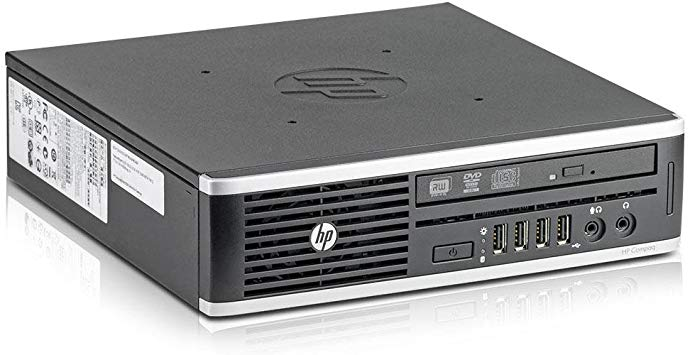 HP PC 8300 USFF i5-3470s/4Gb-320Gb/DVD/Win8P #RFB