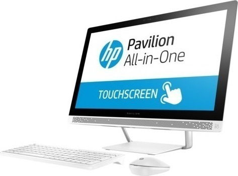 "HP AiO PC 24-b205nv 23,8"" FHD i5-7400T/4G/1T/NVIDIA 930MX/Win10"