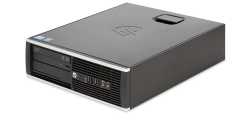 HP PC Elite 8200 i5-2400/4GB/320GB/DVDRW/Win7pro #RFB