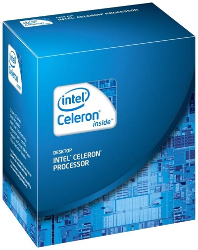 INTEL Dual Core Celeron G1620 2,7G/1155/2MB/55W  Ivy Bridge