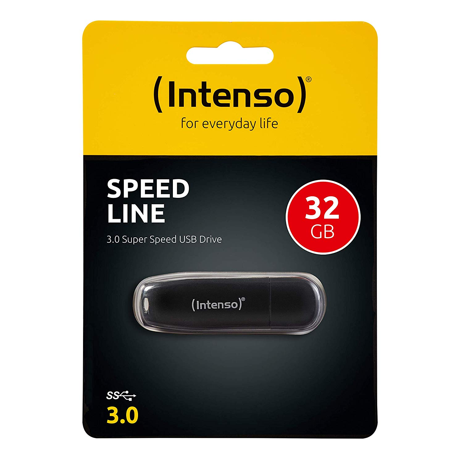 Intenso USB Stick 32GB Speed Line 3.0