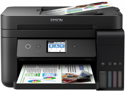 EPSON Multifunction L6190 ITS Duplex A4/33ppm/4800/Fax PSC Color