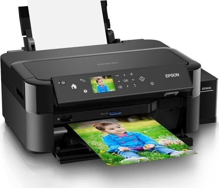 EPSON Printer L810 ITS. A4/38ppm/5760/USB-LCD Photo/CDDVD