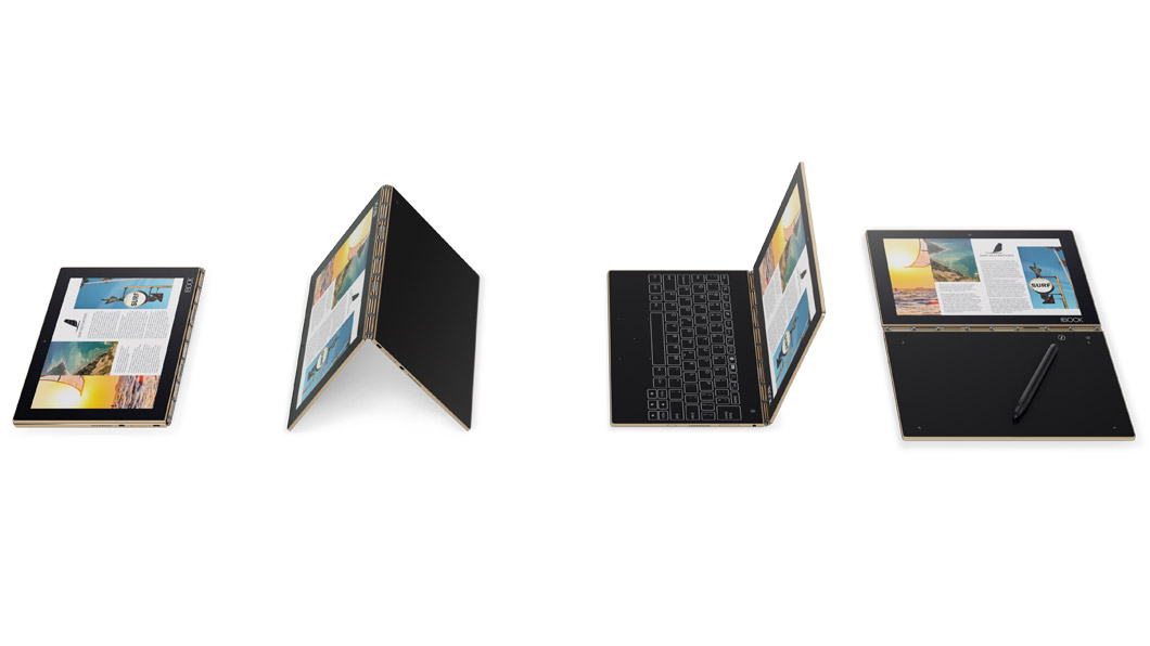 Lenovo Yoga Book Intel 1,44Ghz/4G/64GB/Android 6.01 4G Γκρί