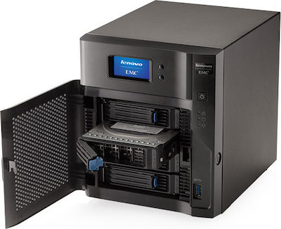 Lenovo Storage NAS PX4-400D 4x up to 16Tb