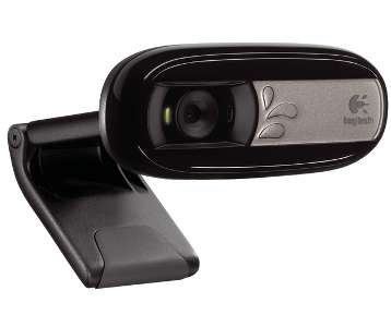 Logitech Webcam C170 1.3MP/Zoom 3x/USB