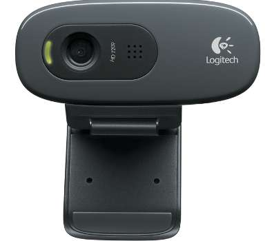 Logitech HD Webcam C270 3MP/720p/USB