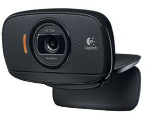 Logitech HD Webcam C525 8MP/720p/Autofocus/USB