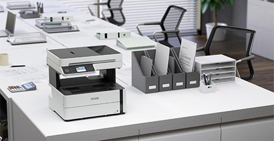 EPSON M3140 ITS. MFP Fax A4 39ppm 2400 Duplex U Workforce ADF