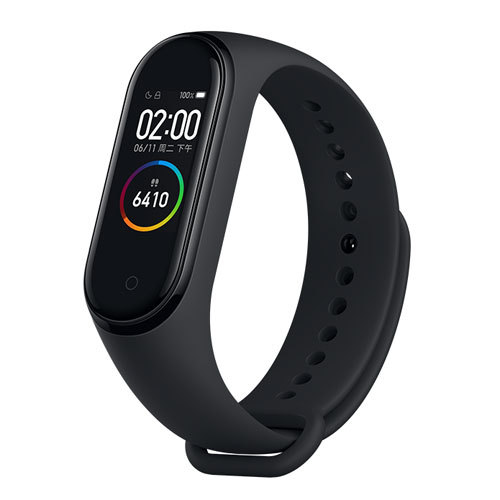 Xiaomi Fitness Tracker Mi Smart Band 4 Black