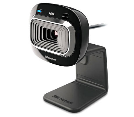 Microsoft Internet Web Camera LifeCam HD-3000 High Definition