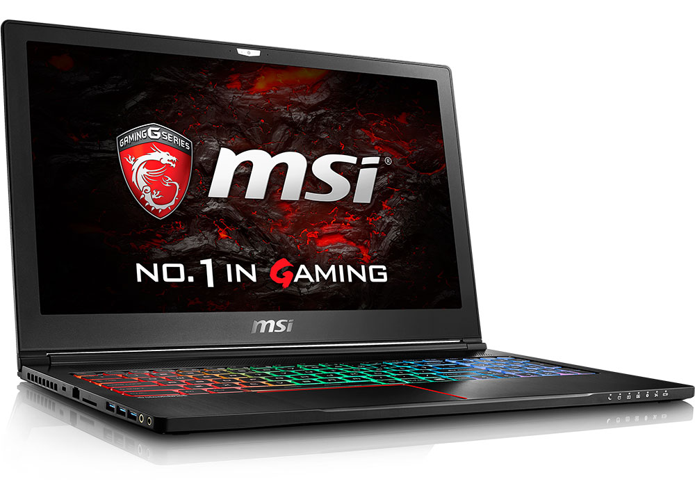 MSI NB Stealth PRO GS63VR 6RF-029NL i7-6700HQ/16Gb/GTX1060-6Gb