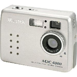 MUSTEK MDC 4000 4.1Mp Photo Camera