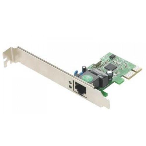 Κάρτα Δικτύου 10/100/1000 PCI-ex Gigabit Ethernet RTL8111C