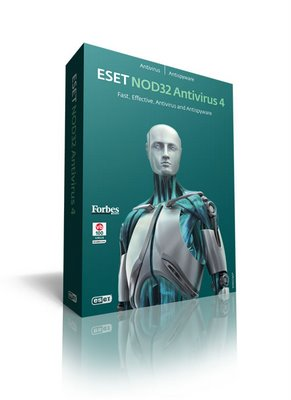 ESET NOD32 Internet Security Πλήρης Προστασία Retail 1User 1Year