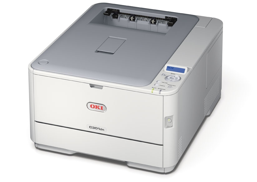Oki Laser Color C301DN A4/22ppm/1200dpi/64MB/Lan