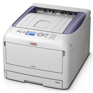 OKI C822n Color Laser A3 23ppm/2400dpi/256Mb/LAN-USB