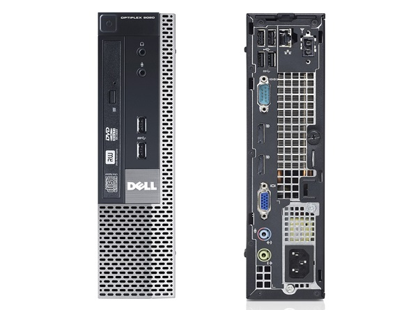 DELL PC OptiPlex 9020 SFF i5-4590s/8G/500G/HD4600/Win10Pro #RFB