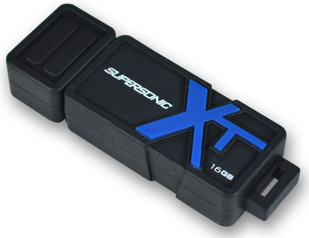 PATRIOT SUPERSONIC BOOST XT USB3.0 016GB PEN-CAP,600x