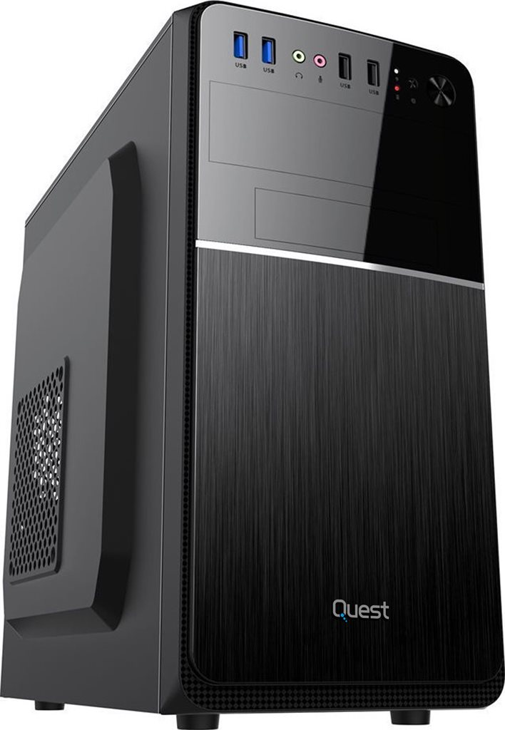 Desktop PC Quest Pro i5-9400F 8GB 256Gb SSD W10P