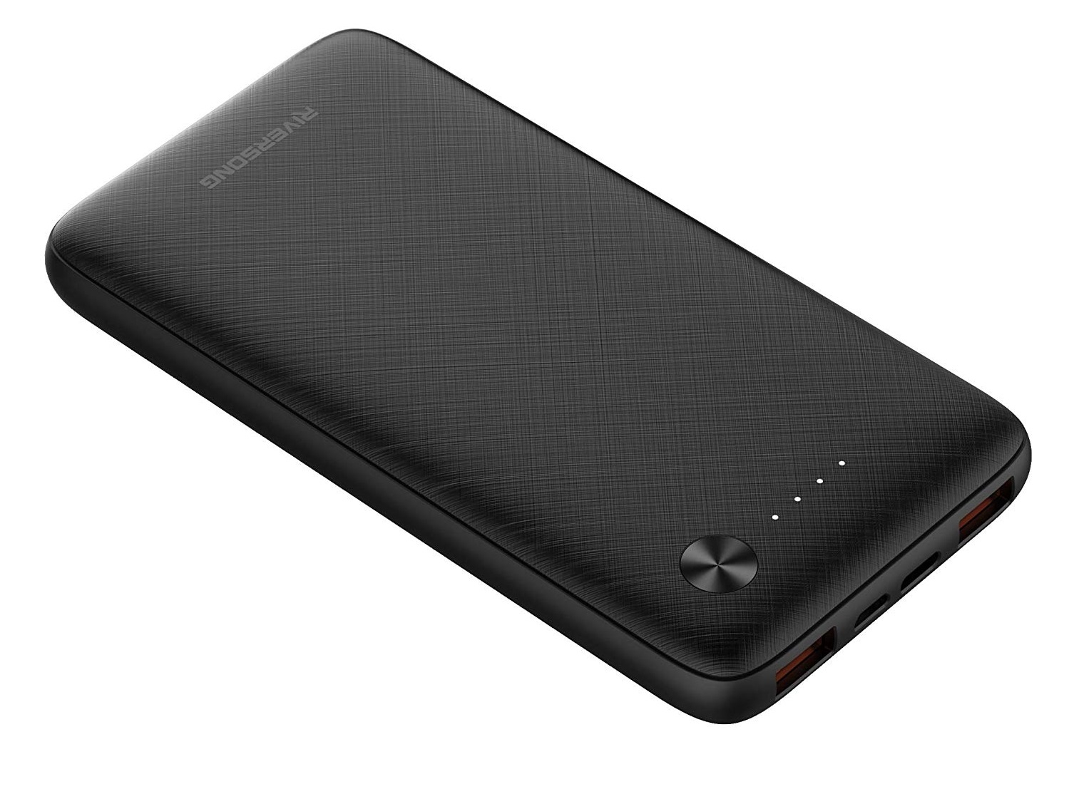 Riversong Powerbank Horizon 20 Black 20000mAH