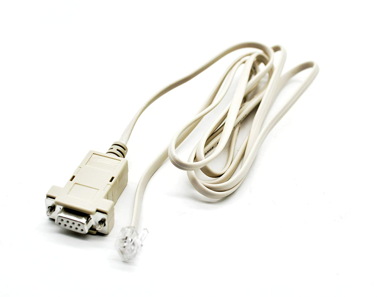 Καλώδιο RS-232 DB9 9-Pin Serial  Female to RJ-11 Cable